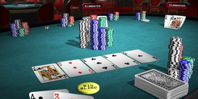 The Main benefits of online gambling