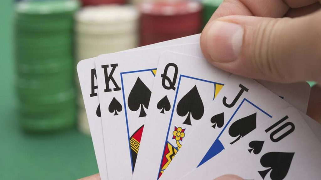 Guide To Playing Poker