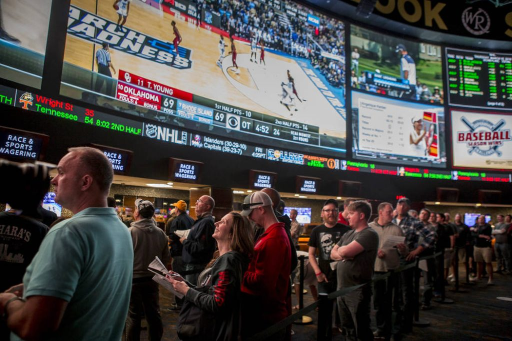 Vegas sports betting