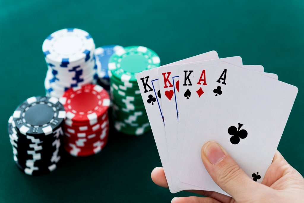 Casino Gaming Process