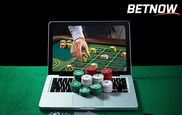 The one with online gambling