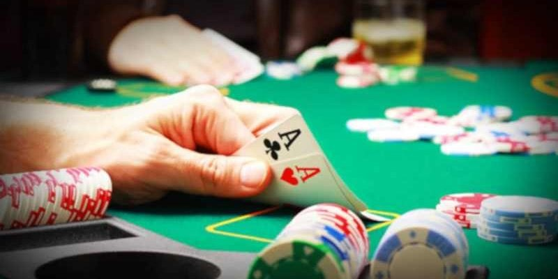 Why age constraint is necessary for gambling?