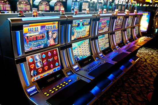 library of casino games
