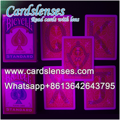 Bicycle marked cards