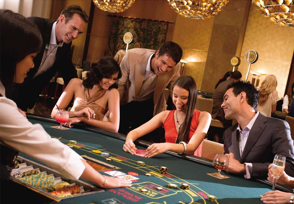 Get involved with online casino