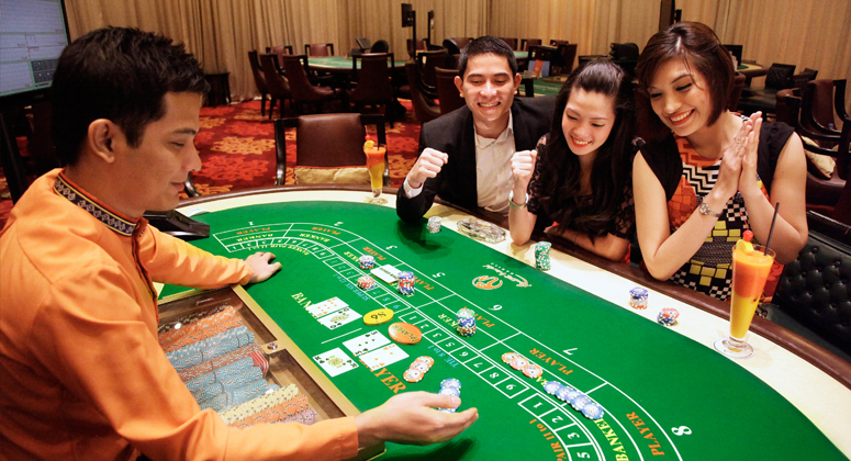 How does a casino game create some good changes in gamblers?