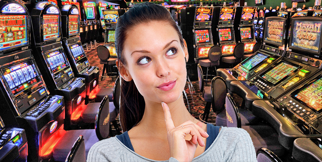 Kinds of Casino Games