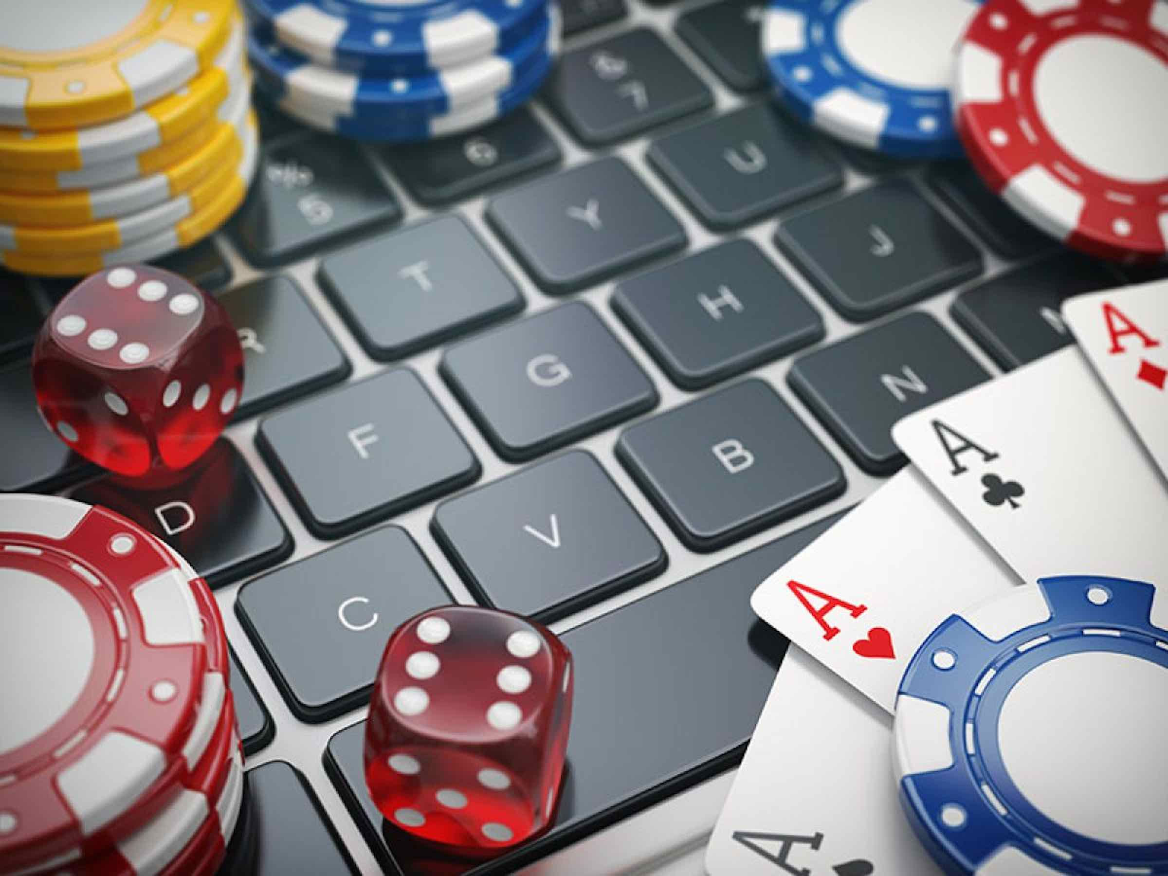Difference between land-based casino and gambling website