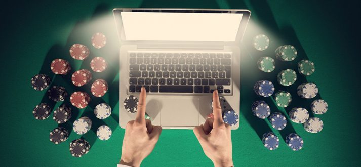 Enjoy your favourite slots in the online casino