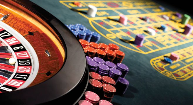 Enjoy Online Casino on Smartphone with Extreme Fun