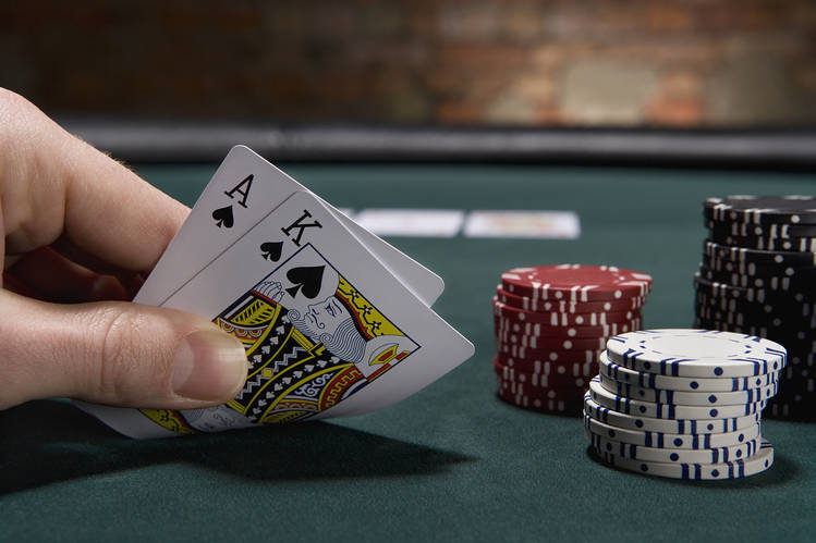 Online Poker For First Time Players