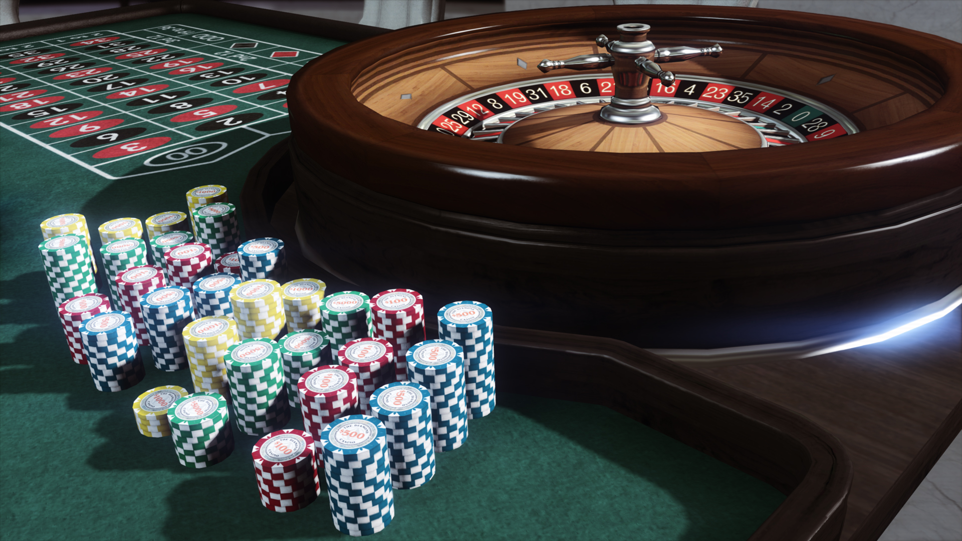Try your luck in the online casinos by selecting your favourite game
