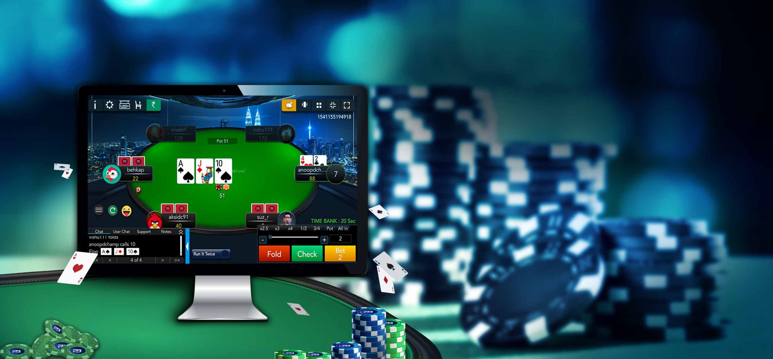 The Changed Version of Online Casino