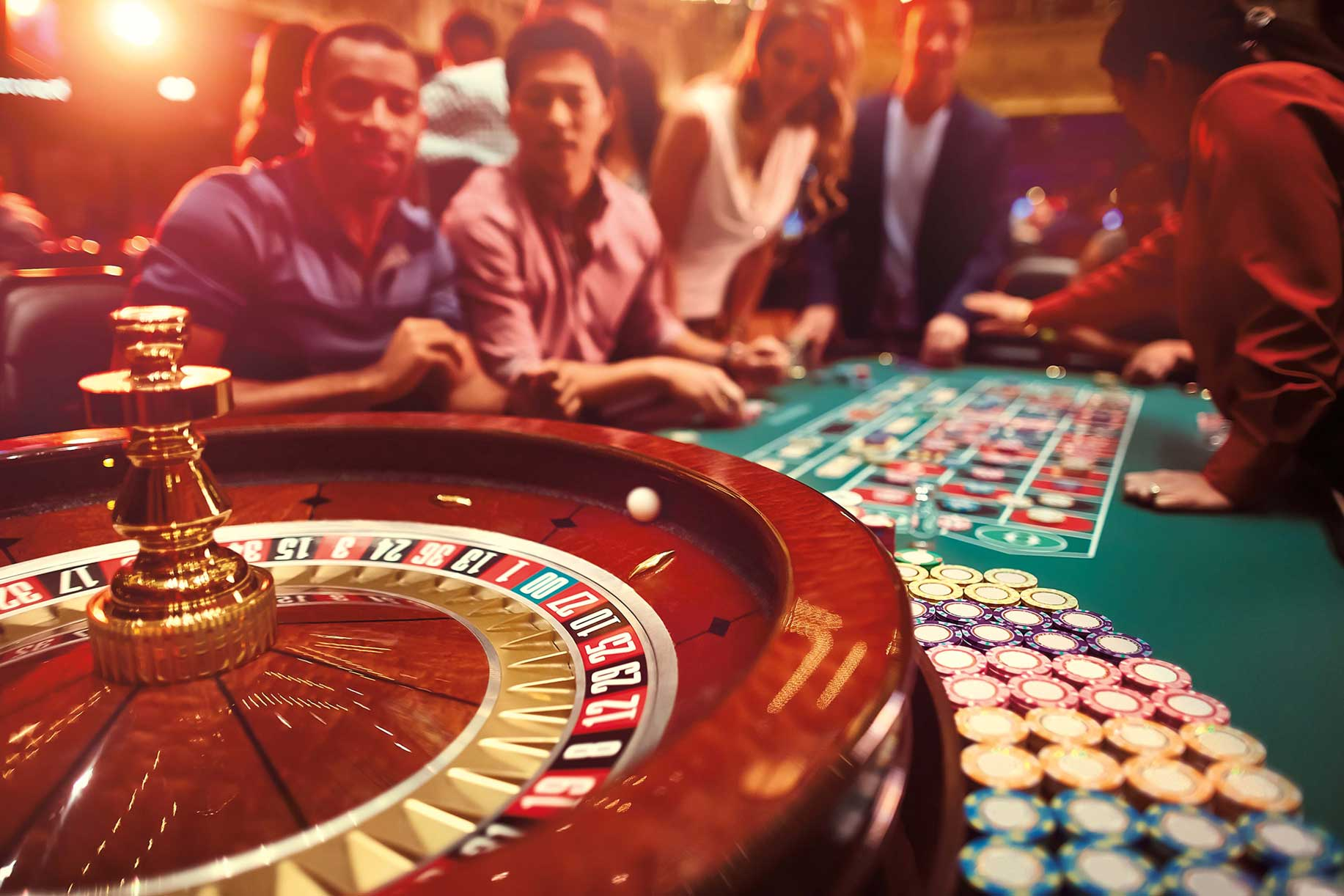 Play Online Casino Games For Real Money Or Fun