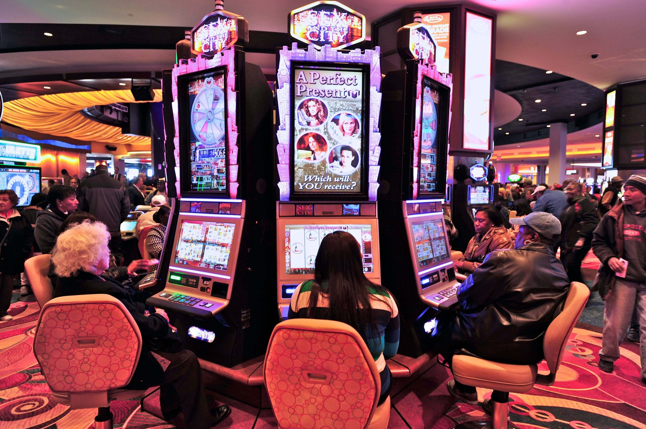 Strategies And Tips on Playing Slot Games